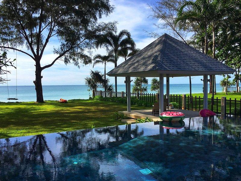 Twin Villas Natai - Villa Norte - Absoluta villa frente al mar