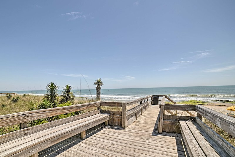 Pleasure Island é o local ideal para as suas próximas férias!