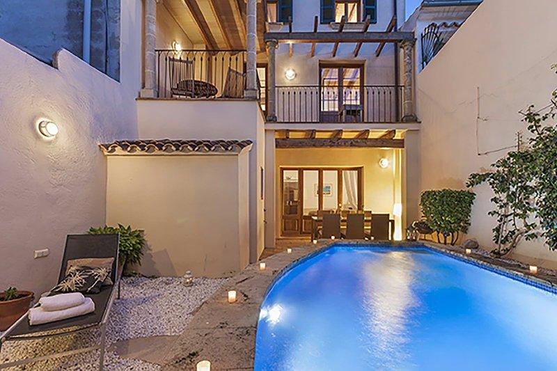 Mansion Acollidor, alquiler de vacaciones en Palma de Mallorca