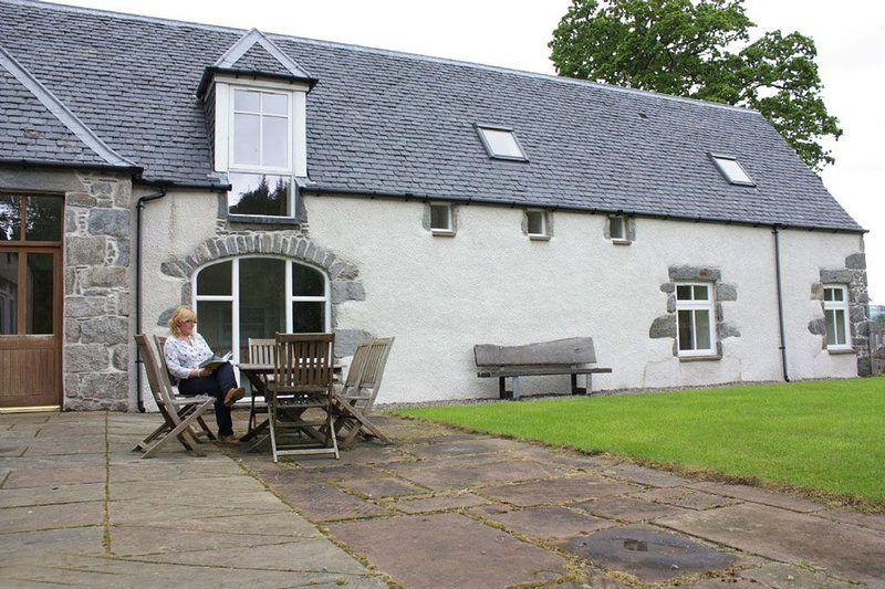 The Old Stables, holiday rental in Cannich