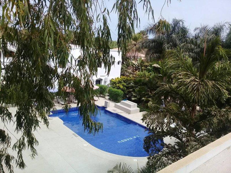Residence Hotel La Marsu, cap skirring, Casamance-Sénégal, holiday rental in Cap Skiring