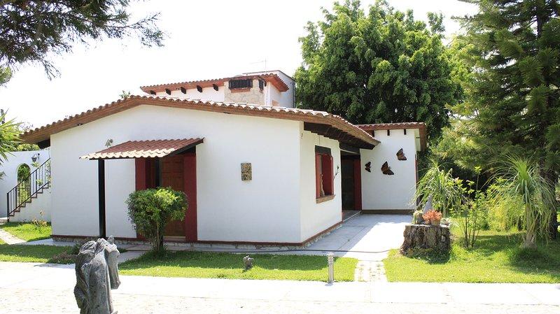 Casa de campo entera vacacional en el estado de Oaxaca, holiday rental in San Agustin Etla