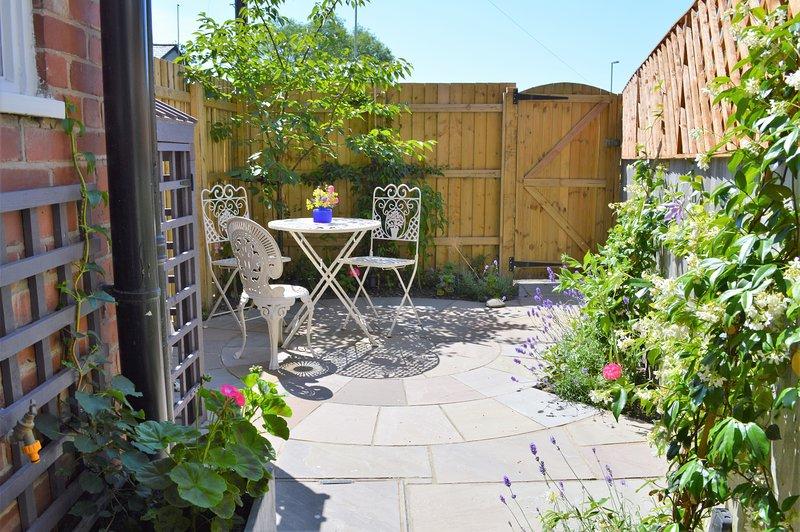 Piccolo giardino interno