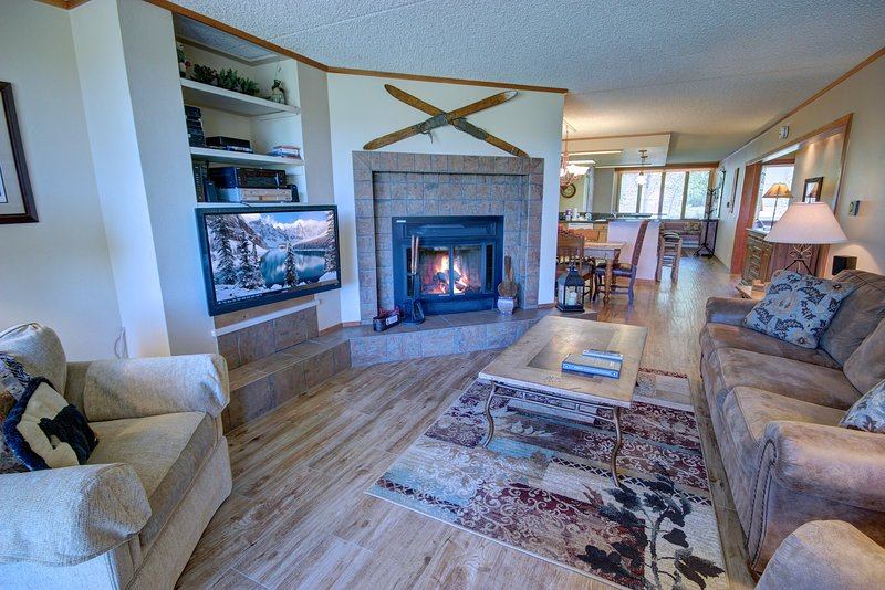 Amazing vacation condo at The Pines!