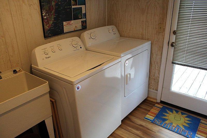 laveuse-sécheuse à haute efficacité