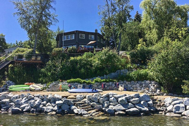 Your Lake Pend Oreille getaway awaits!