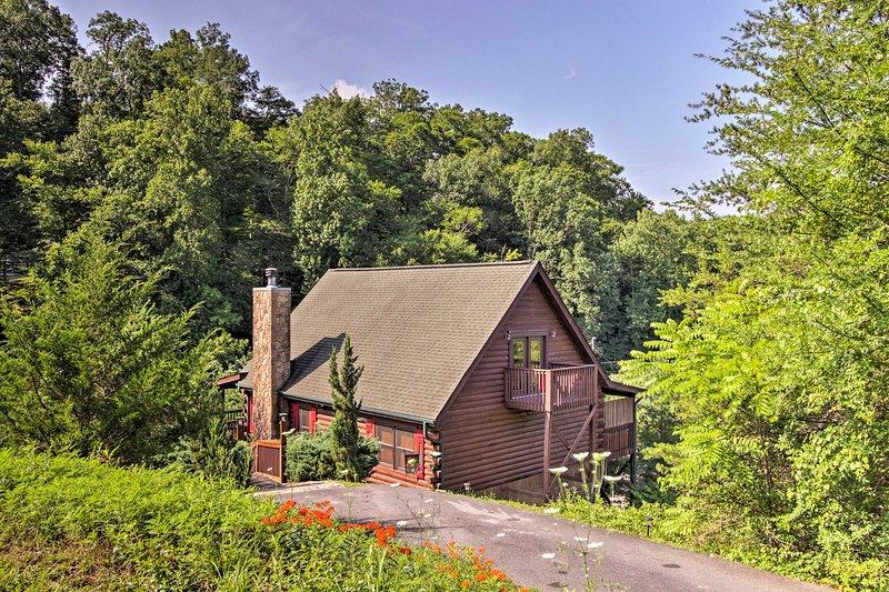 Scopri il meglio delle Smoky Mountains in questa cabina per le vacanze!