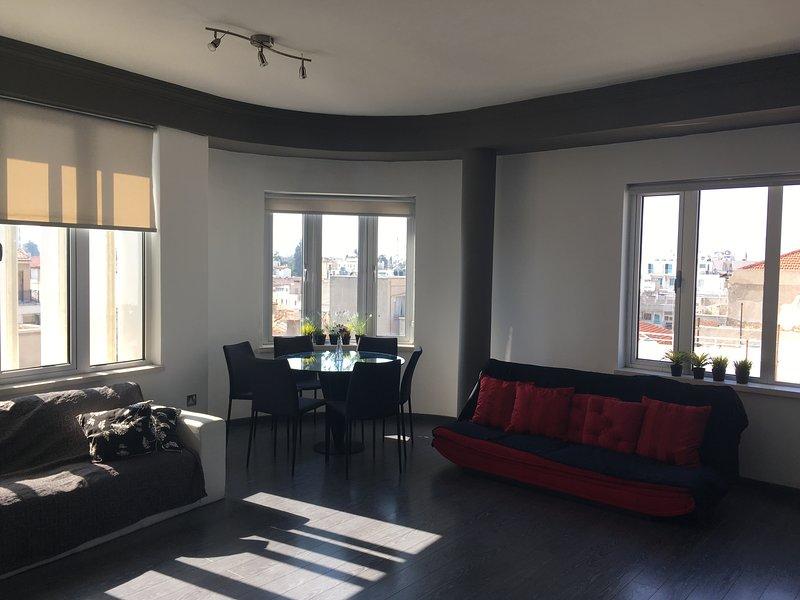 Ledra Star Central Apartment, location de vacances à Nicosie