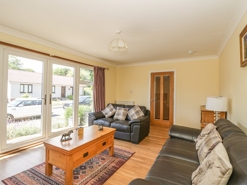 Photo of ISLA COTTAGE all ground floor, next to golf course, family-friendly in