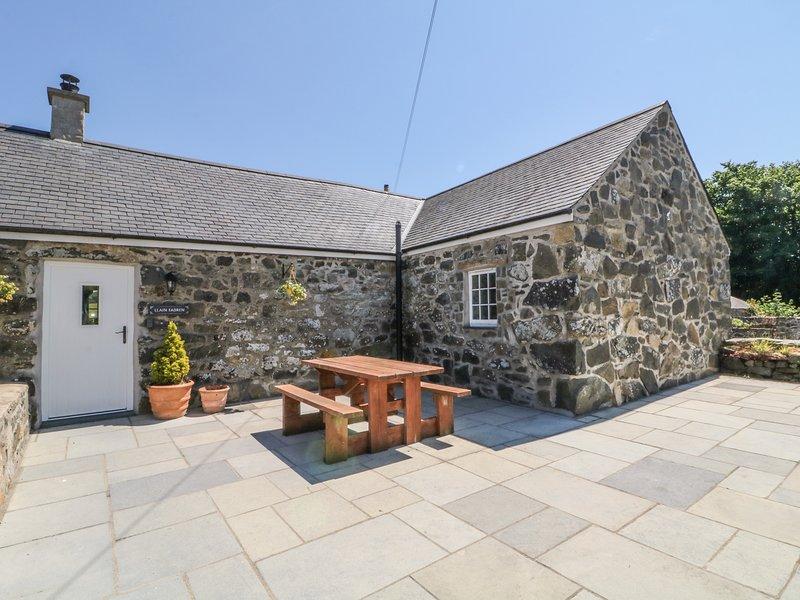 LLAIN FEDREN, idyllic countryside, Pwllheli, holiday rental in Cylch-Y-Garn