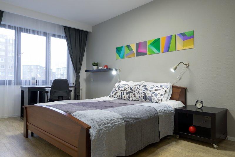 Apartment Aurora Borealis, 63m², holiday rental in Murmansk Oblast