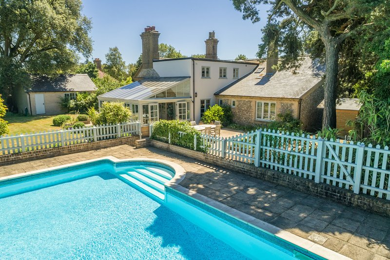 The Old School House (W), vacation rental in Warham
