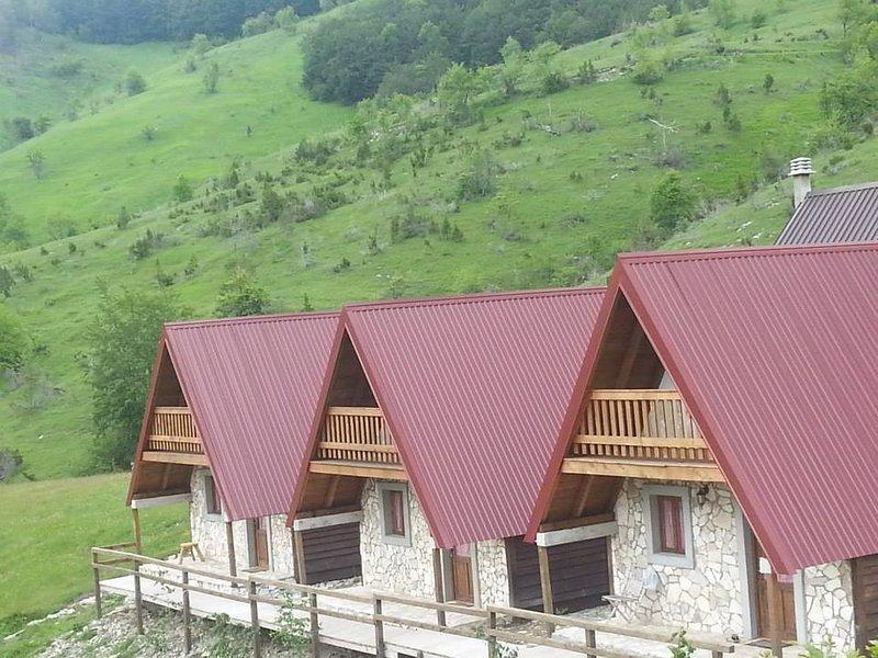 Etno village Nase Selo, location de vacances à Niksic Municipality