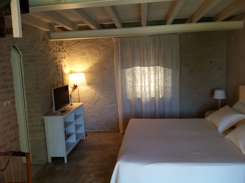 casa d'epoca ristrutturata, holiday rental in Busca