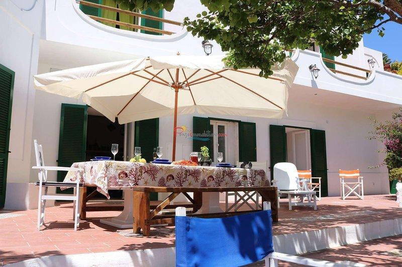 Villa Cristo, location de vacances à Île de Ponza