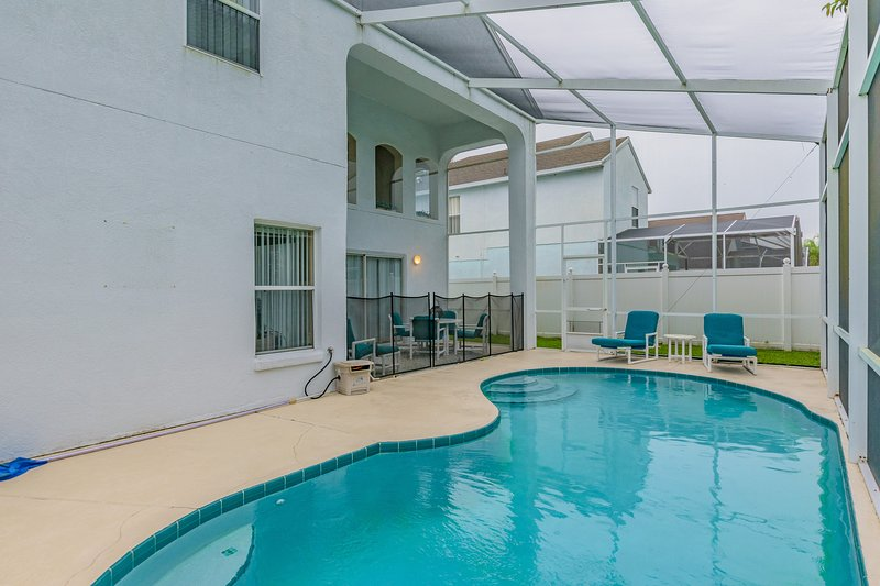Superior Home with Private Pool, 4307, holiday rental in Kissimmee