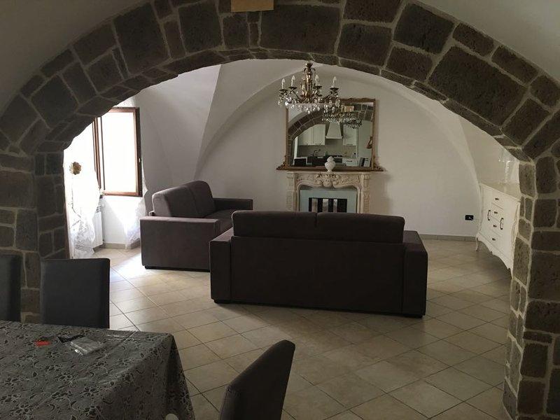 Nice apartment near the beach, vacation rental in Gallipoli
