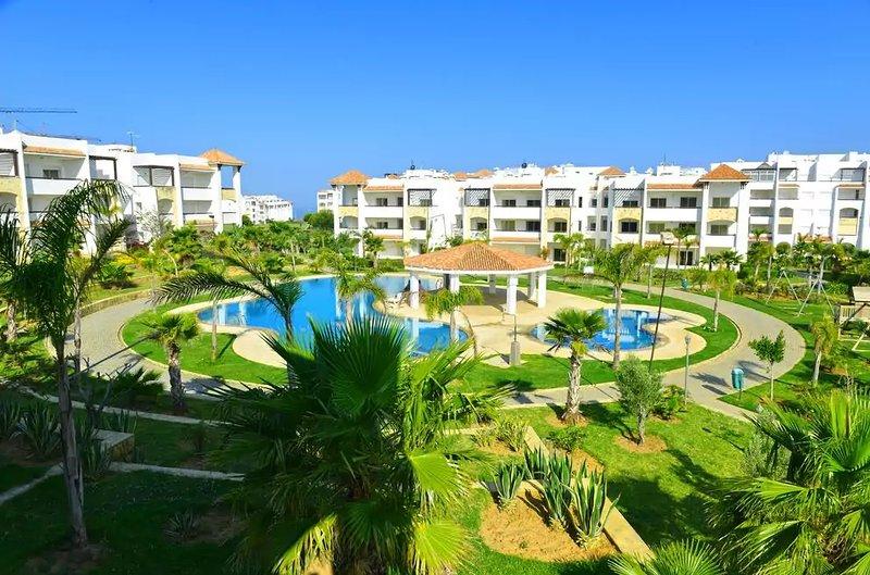 Flat asilah marina golf, alquiler de vacaciones en Arcila