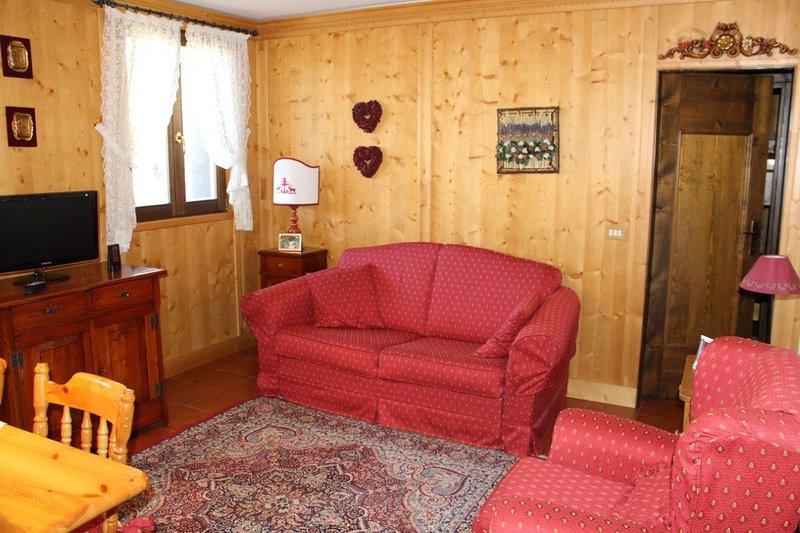 Grazioso appartamento a Borca di Cadore, holiday rental in Tai di Cadore