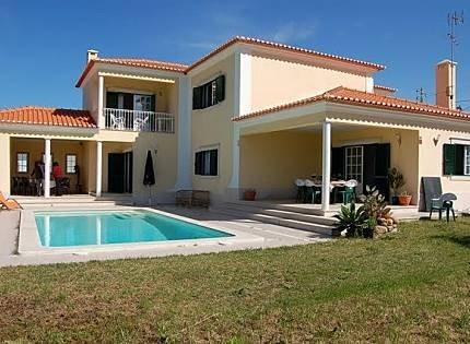 Villa encantadora com vista sobre o mar, alquiler de vacaciones en Magoito
