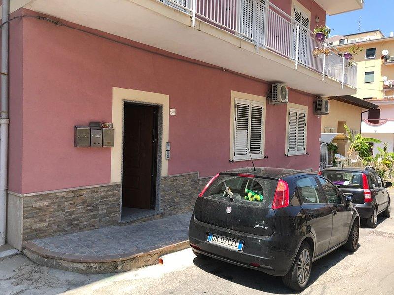 Monolocale in centro, alquiler de vacaciones en Agropoli