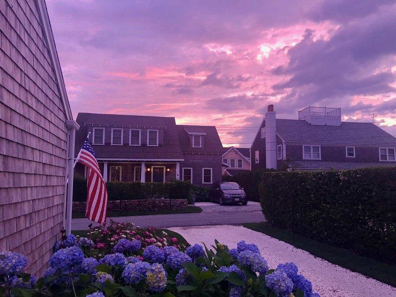 Sunset - Summer 2018
