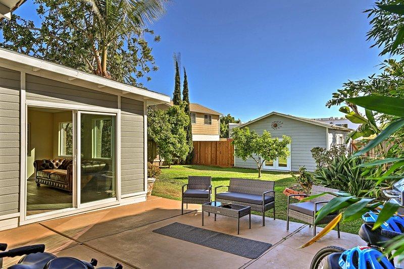 De schoonheid van Carlsbad wacht op dit 2-slaapkamer, 1-bad vakantie huis!