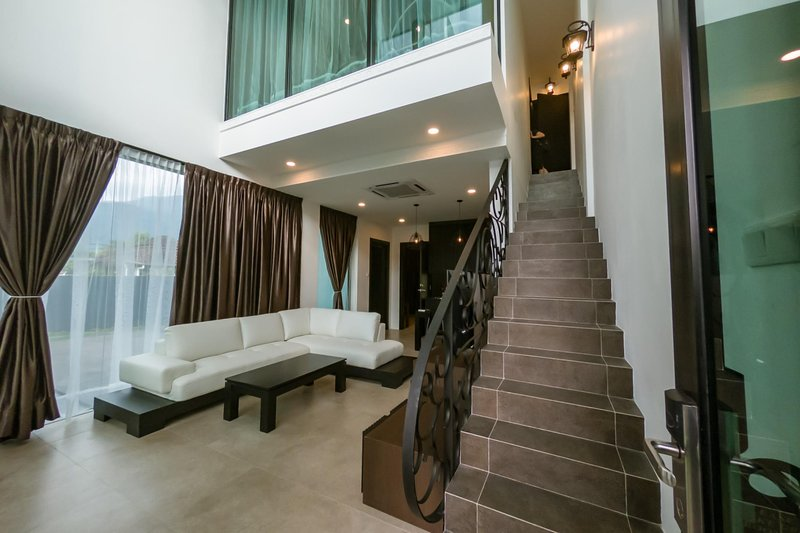 Hermitage Boutique House (Diamond Suite), vacation rental in Taiping