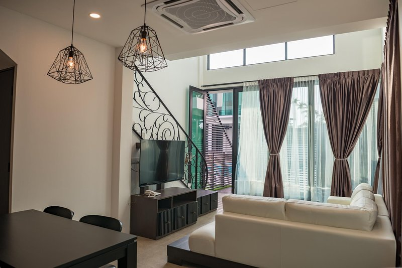 Hermitage Boutique House (Ruby Suite 4), vacation rental in Taiping