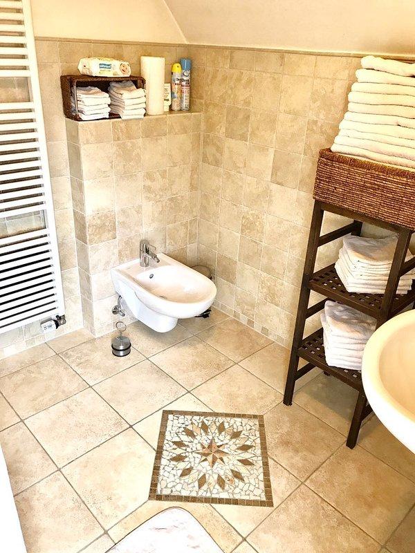 Salle de bain bidet