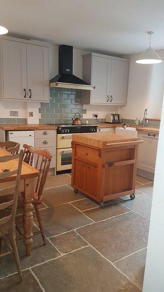 Cottage Familienküche