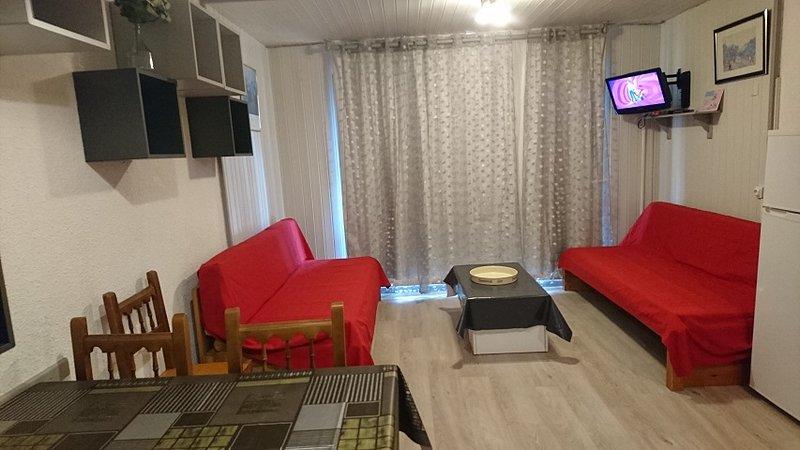 Bel Appartement 5 pers.au pied des pistes de ski du PAS DE LA CASE., holiday rental in Andorra