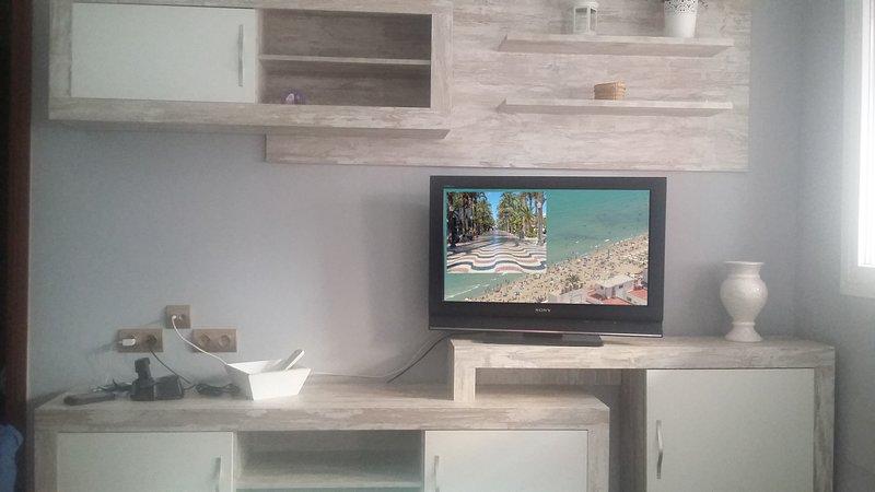 Apartamento Alicante Centro Playa Turistico, vacation rental in Lliber