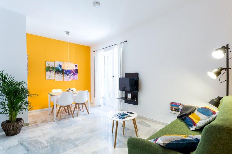 Uniko Home Sevilla, aluguéis de temporada em Castilblanco de los Arroyos