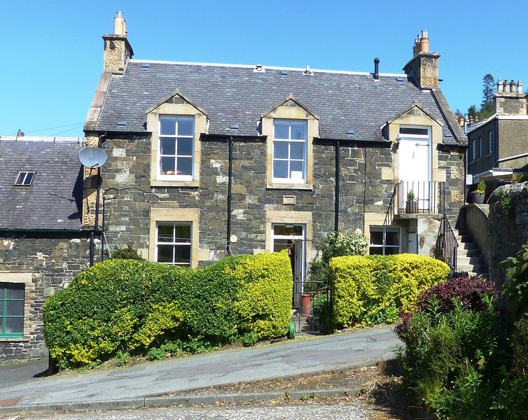 6, Northgate Vennel, Peebles, holiday rental in Borders