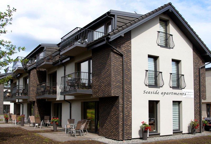 Seaside apartments, holiday rental in Klaipeda County