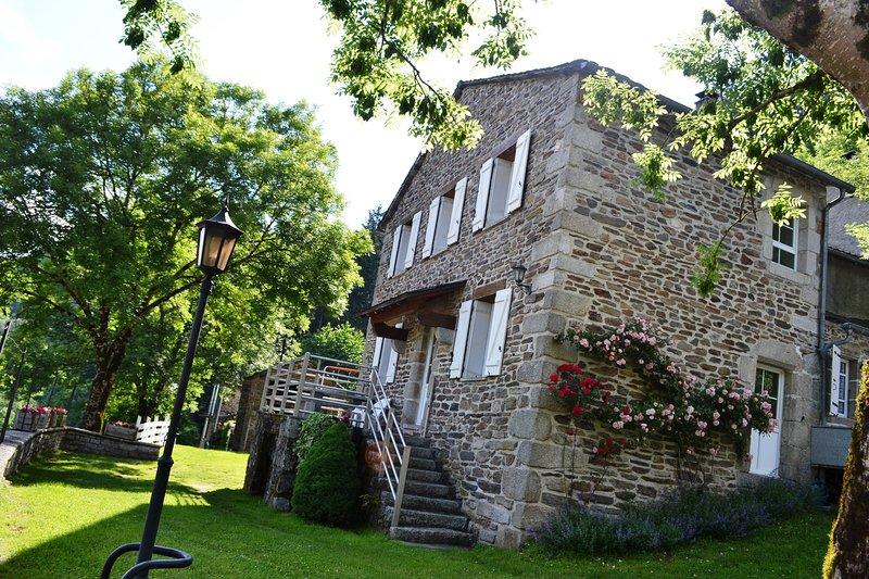 Hameau des Gites de Thouy - Tarn - Sidobre - Occitanie