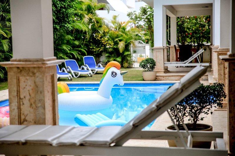 Villas Gemelas Private Pool Voir