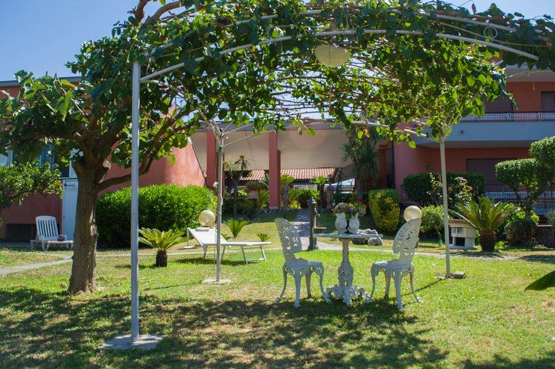 Villa Romana Relax, holiday rental in Sant'Antonio Abate