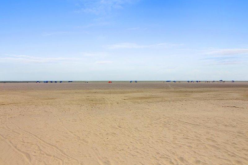 Perfect Beach for Bikes