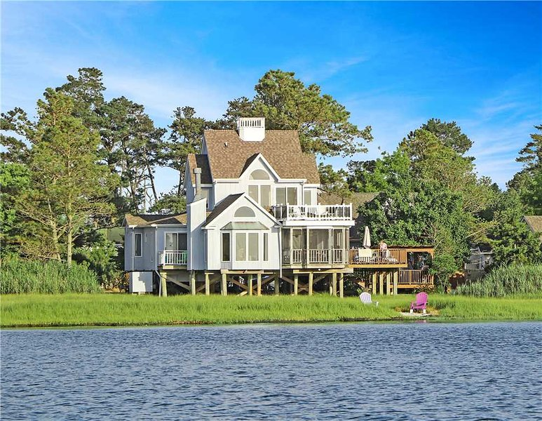 Blue Pointe Bayside, vacation rental in Chincoteague Island