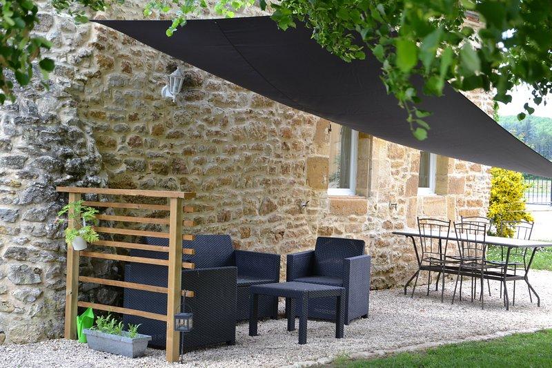 Domaine Le Mathi : gite La Bicoque, holiday rental in Touzac