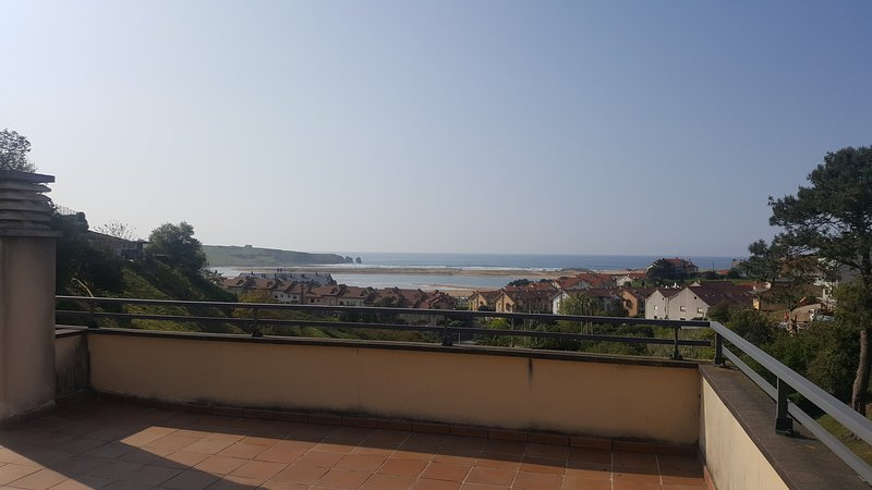 Apartamento en Mogro, holiday rental in Camargo
