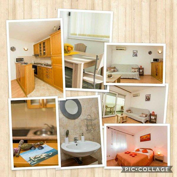 Apartman Iva, vacation rental in Kastel Kambelovac
