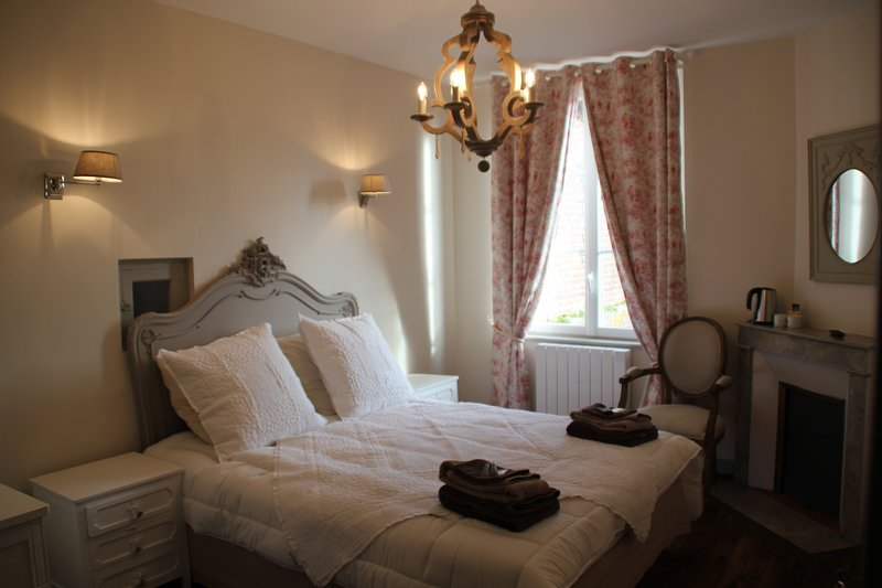 Chambres d'hôtes à la ferme, holiday rental in Pronleroy