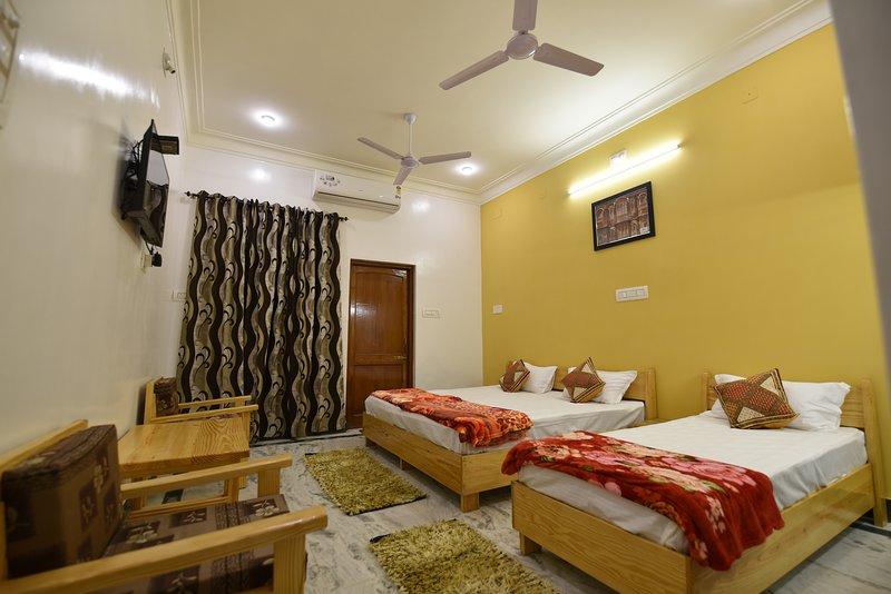 JASMINE - BALBIR NIWAS GUESTHOUSE HOMESTAY, holiday rental in Bhujra