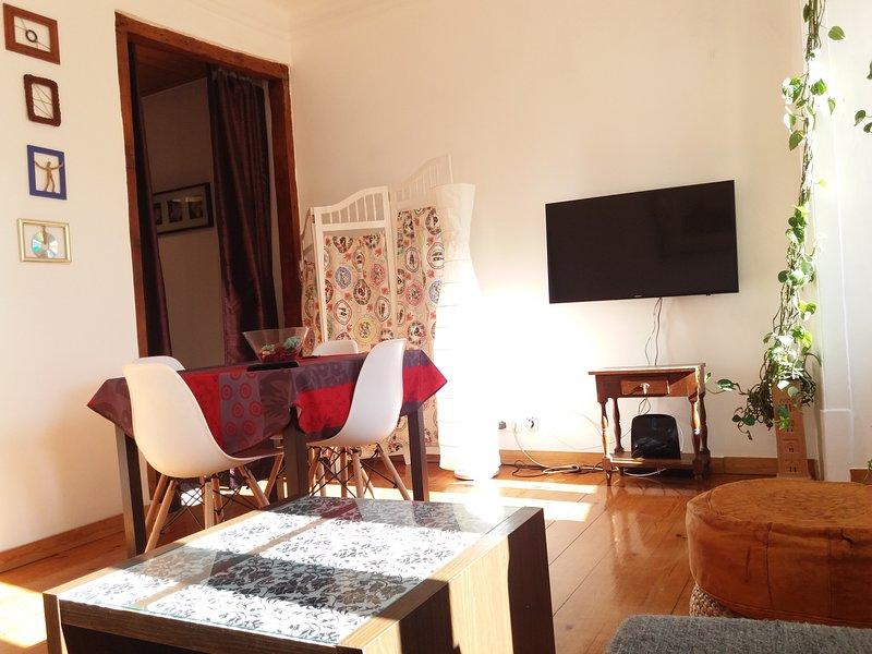 Living room Tv Samsung 40' 4k