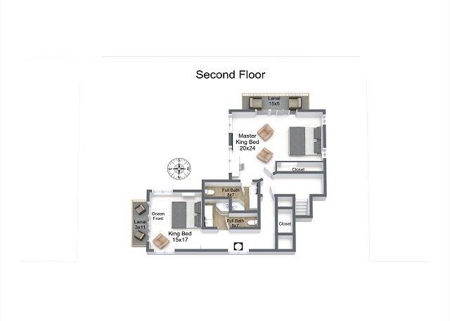 2 ° piso