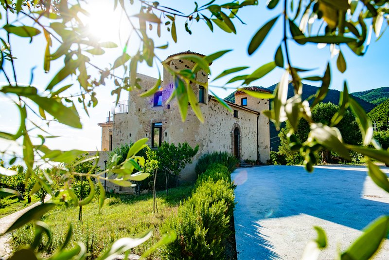 Donna Giulia - Manor house in Southern Italy, vacation rental in Montano Antilia