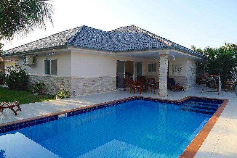 74  - Mountain Beach Villas, vacation rental in Pranburi